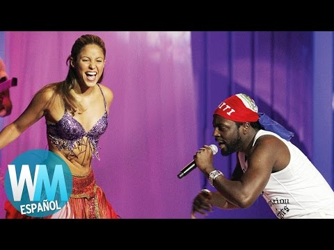 ¡Top 10 Presentaciones en los Billboard Latinos!
