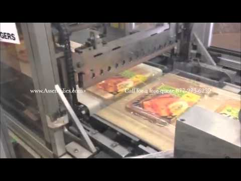 Shrink Wrapping and Contract Packaging