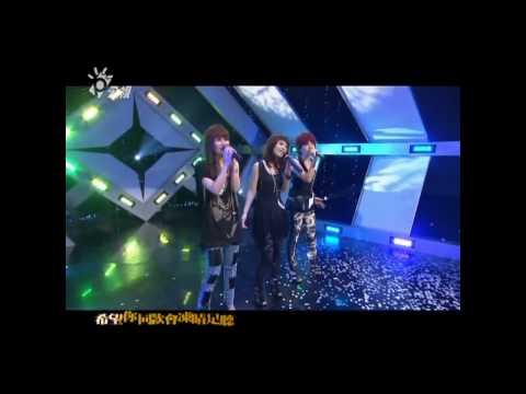 S.H.E 完美合聲之「 我愛雨夜花」LIVE