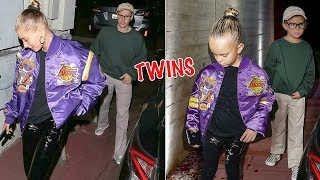 BIEBER TWINS! Meet Mini Justin Bieber & Mini Hailey Bieber Twins Special pt.4