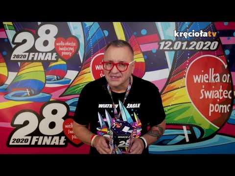 WOŚP 2020 Jurek Owsiak dla Tychowa