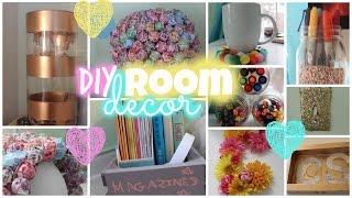 DIY Room Decor ♡ Simple & Colorful!