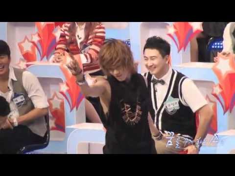 100823 Taemin dance to Lucifer