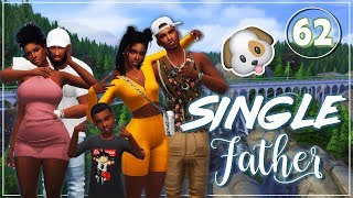 The Sims 4 😍Single Father😍#62 Glowin Up