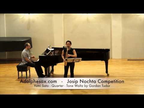 Josip Nochta Competition Yumi Sato Sarabanda Suite no2 by J S Bach
