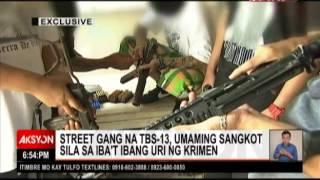 EXCLUSIVE | 'TBS 13,' kinukuha ng ilang pulitiko bilang 'Gun-For-Hire'