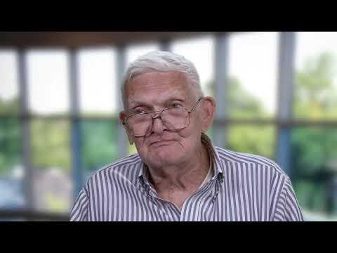 Community Health Network patient Charlie Goodman