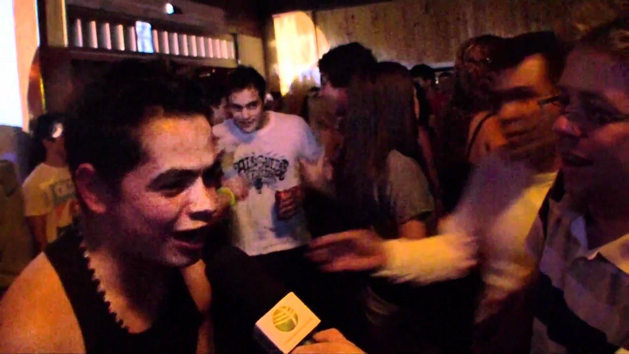 'O que rola' cobrindo a festa Piratas 2010