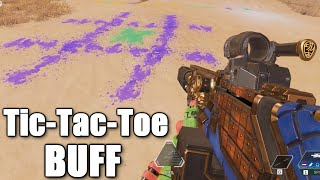 *NEW* Graffiti Paintballs have made the SPITFIRE INSANE in Apex Legends