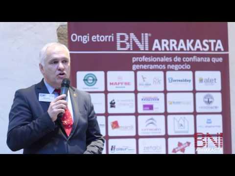 BNI ARRAKASTA Networking en el Goierri