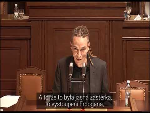 Bartoš: Česko se má zapojit do opatření proti Turecku