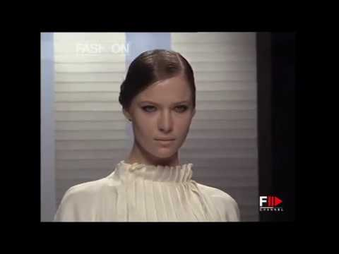 LUCIANO SOPRANI Full Show Autumn Winter 2008 2009 Milan - Fashion Channel