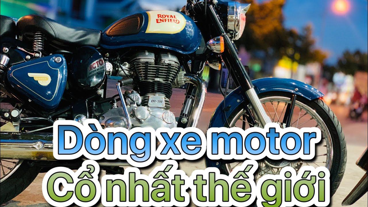 Dương motor – review royal enfield classic 500,con xe đậm chất cổ giữa thời hiện đại