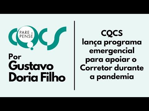 Imagem post: CQCS lança programa emergencial para apoiar o Corretor durante a pandemia