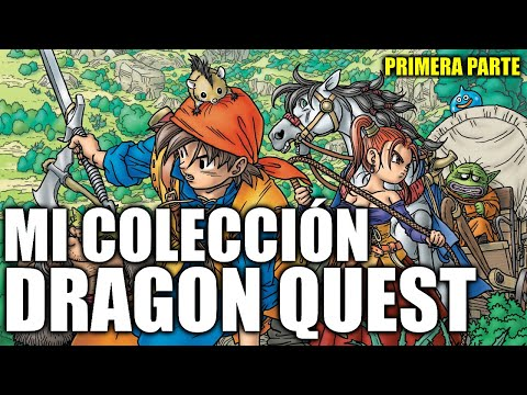 Colección Dragon Quest Parte 1