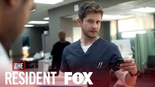 Conrad Doesn't Trust Julian In The Hospital | Season 2 Ep. 5 | THE RESIDENT