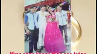 Nhac song khmer cha cha ca si Hoang Hieu organ Hoang Thi chao don don ta 2017