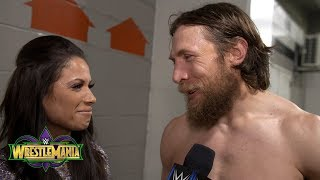 Daniel Bryan reflects on his in-ring return at WrestleMania 34: Exclusive, April 8, 2018