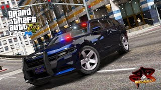 """""""Won't See Me Coming!"""" NYPD UC Dodge Magnum◆Real Life NYPD Police Mods for GTA 5 LSPDFR #BUDDANATION"""