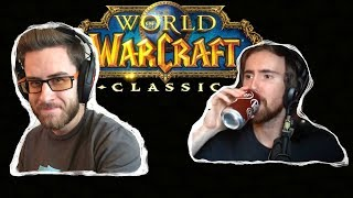 Asmongold reacts to Classic makes me WANT to play World of Warcraft by Cdew (Classic WoW)