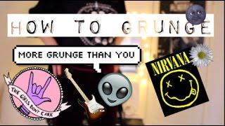 How to: Tumblr Grunge (Fashion, Makeup, Music)