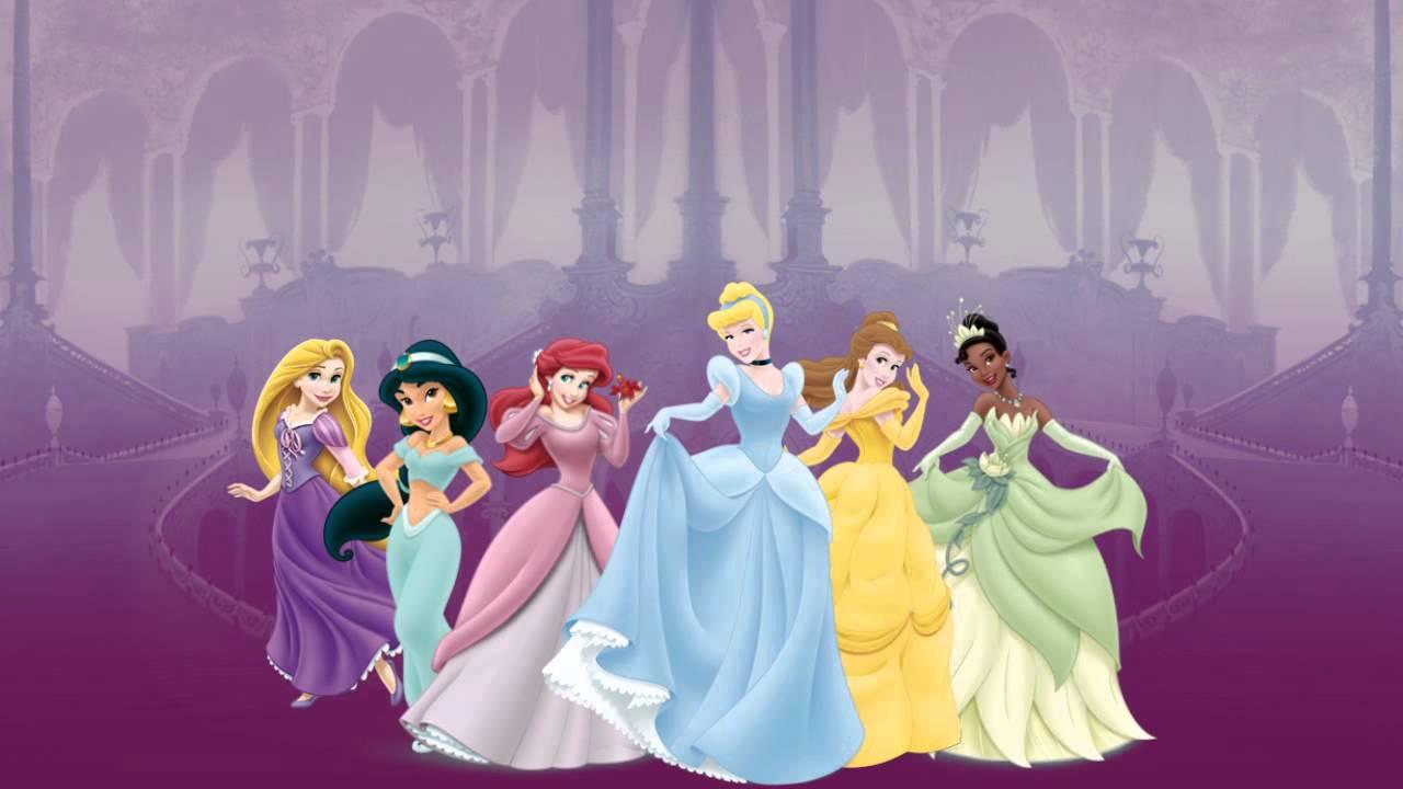 Disney Princess Enchanting Storybooks Official Trailer