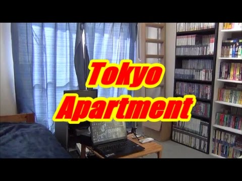 My $700 Tokyo Apartment and Neighborhood Tour - KidShoryuken