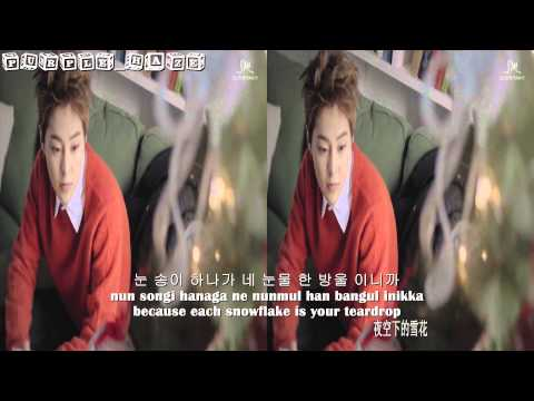 [2in1/KOR] EXO - Miracles in December [hangul + romanization + eng sub]