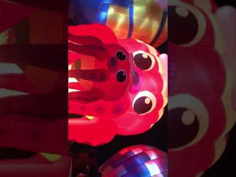 桃園大溪熱氣球