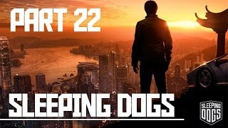 Sleeping Dogs: Part 22, Wedding Preparations [Story]