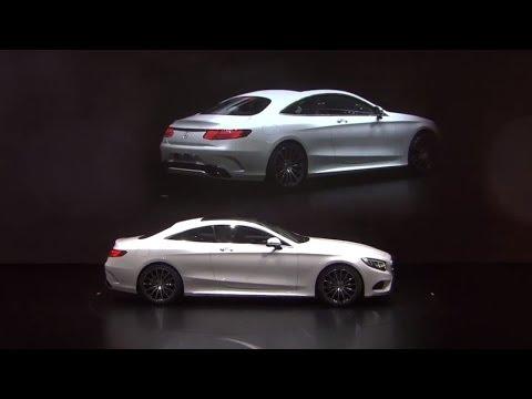 The new Mercedes-Benz S-Class Coupé | Geneva Motor Show 2014