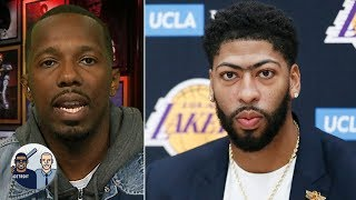Rich Paul talks Anthony Davis trade to Lakers, parting ways with Marcus Morris | Jalen & Jacoby