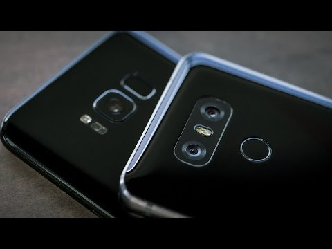 Samsung Galaxy S8 vs LG G6 | Camera Shootout