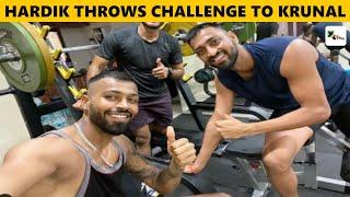 Watch: Hardik Pandya's INSANE workout session..