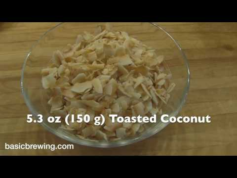 Plain, Coconut, and Mole Porters - Basic Brewing Video - January 6, 2017