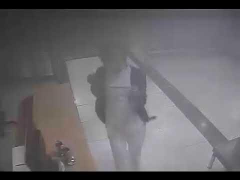 밀양 화재 응급실 내부 CCTV