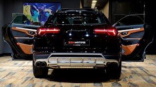 2021 Lamborghini URUS - Sound, Exterior and interior Details