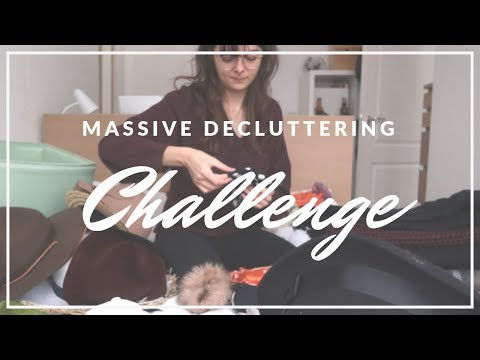 Massive Decluttering Challenge | Part Two