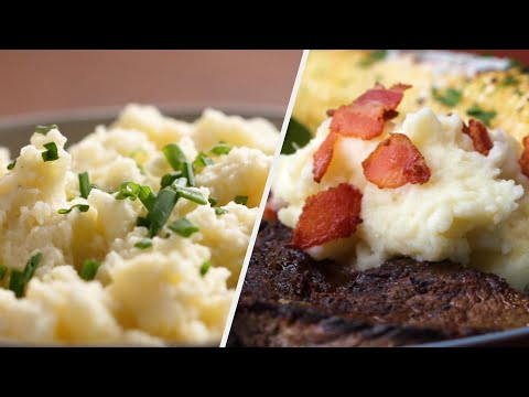 Mashed Potatoes For Your Next Dinner Party ? Tasty