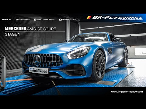 Mercedes AMG GT Coupé / Stage 1 By BR-Performance