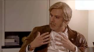 Billy Wayne Ruddick interviews Barney Frank. Who Is America?