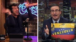 REBUTTAL: John Oliver's Socialist Venezuela Fallacies!   Louder With Crowder