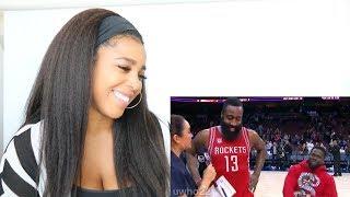 KEVIN HART TROLLING NBA PLAYERS | Reaction