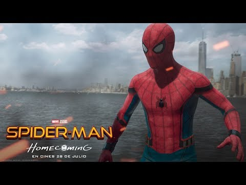 SPIDER-MAN: HOMECOMING. Este verano el superhéroe es Tom Holland. En cines 28 de julio.