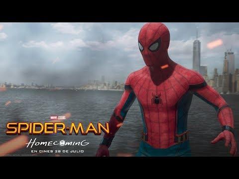 SPIDER-MAN: HOMECOMING. Este verano el superhéroe es Tom Holland. En cines 28 de julio.