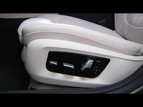 How To Use Seat Comfort Controls In Your BMW