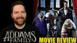 The Addams Family - Movie Review