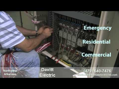 Bentonville Electrician | (479) 640-7476 | Emergency Bentonville Electrician