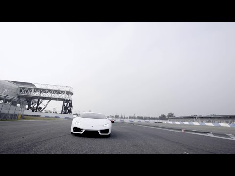 Lamborghini Huracán RWD launch in Penbay and Accademia at Philip Island
