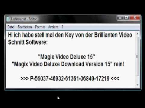 magix movie edit pro 15 serial number